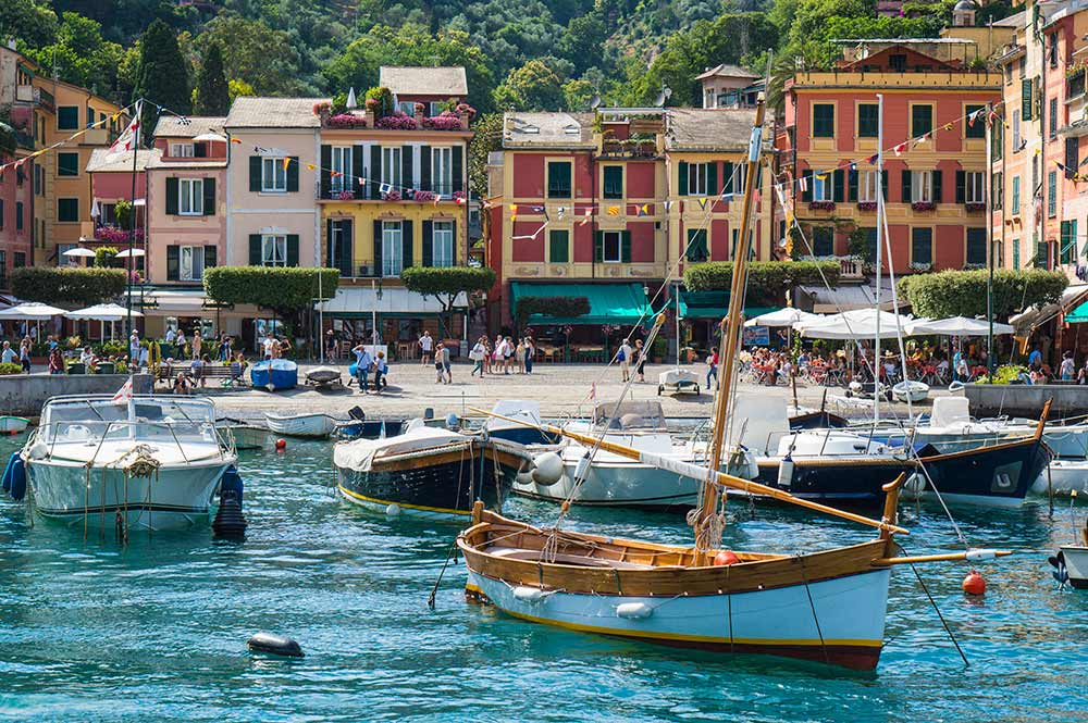 Absolute Italy - Customizing Italian Travel - Beautiful harbor of Portofino
