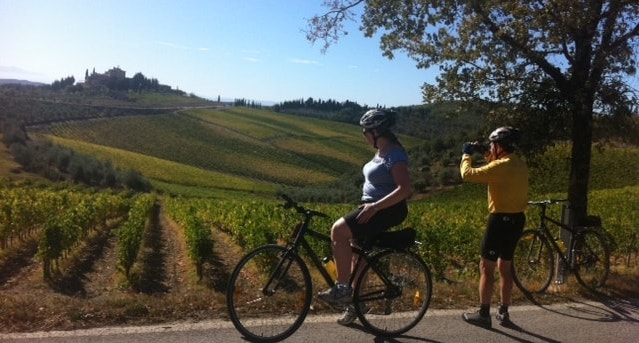 Absolute Italy - Customizing Italian Travel - A Taste of Tuscany Half Day Bike Ride