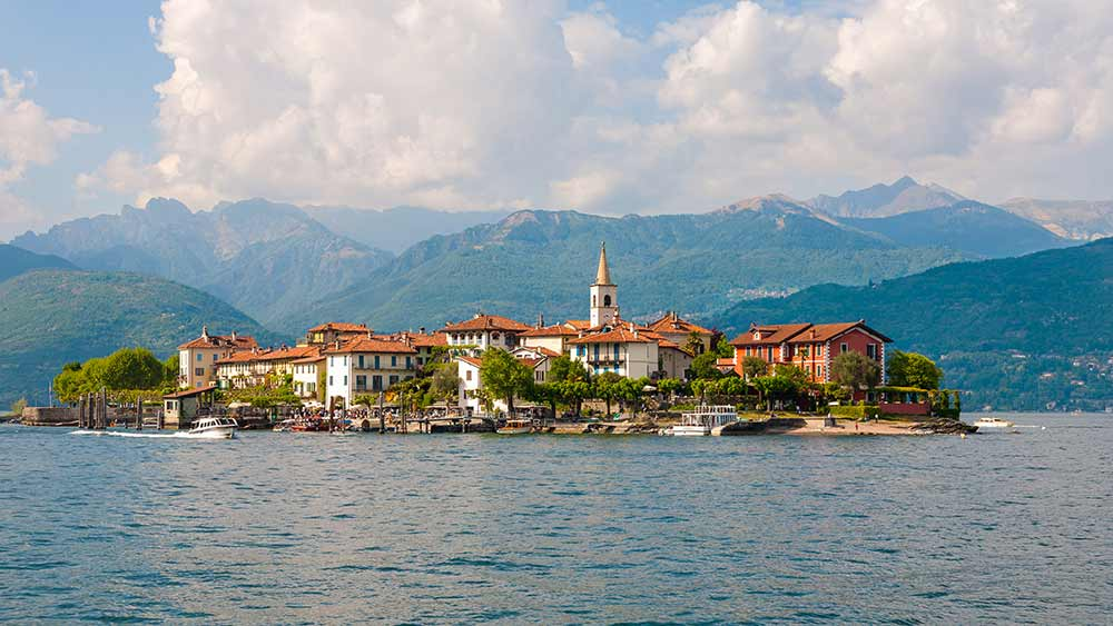 Absolute Italy - Customizing Italian Travel - Lake Maggiore Fishermen Island