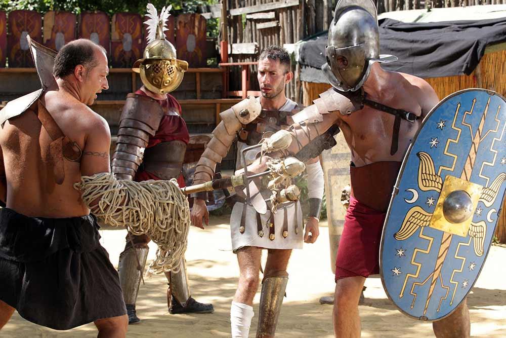 Absolute Italy - Customizing Italian Travel - Gladiator School