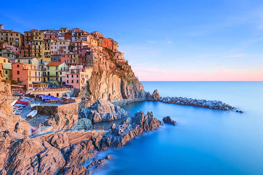 Absolute Italy Featured Tours - A Day in Liguria