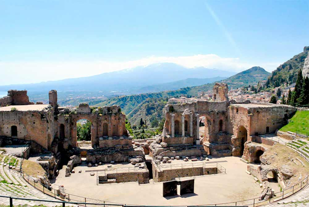 Taormina and Castelmola HD Tour