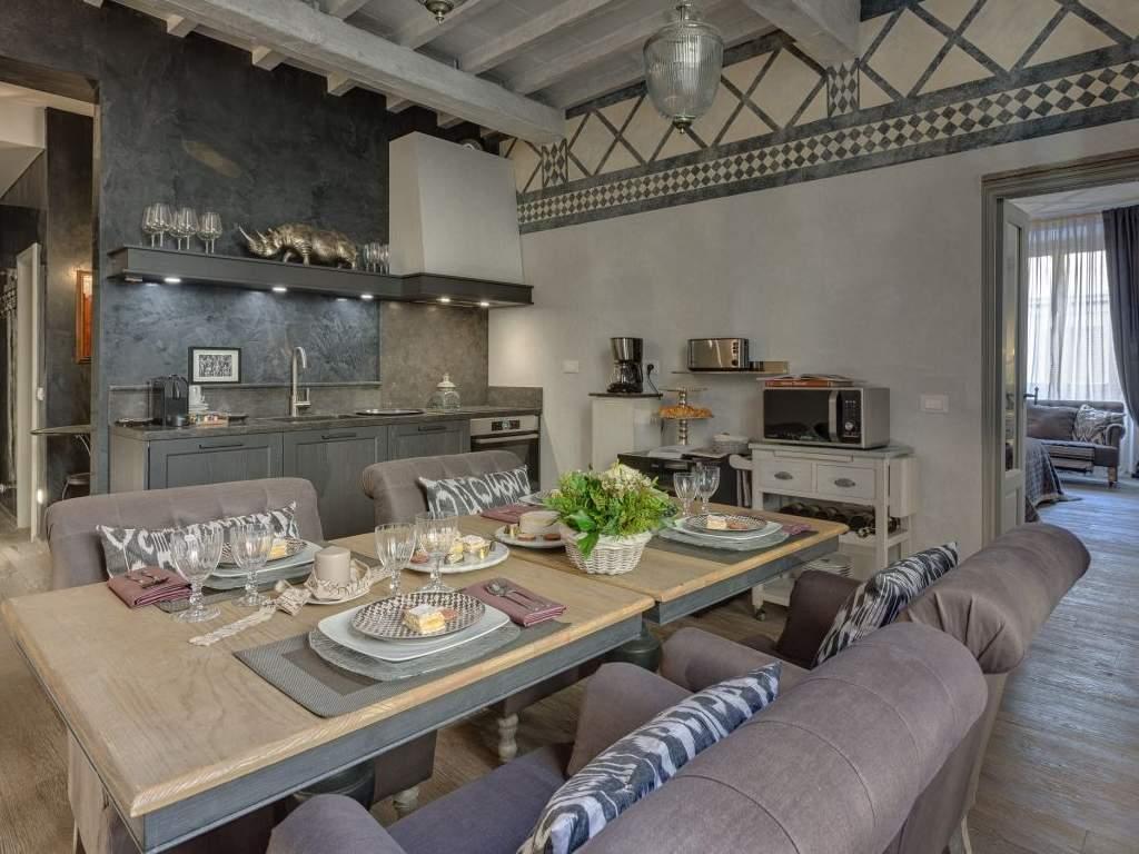 Signoria Apartment Kitchen